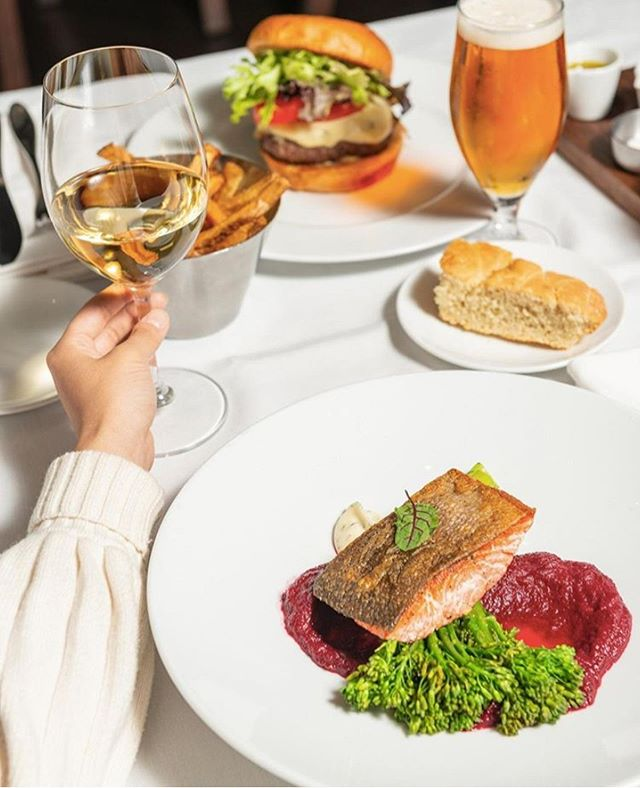 📣[3 Course Meal for $35 Dine Out] @cprimesteak promotion is too good to be true. BC wild-caught Salmon with Beet Purée and house-made gelato are only some of the highlights of their Course Meal for $35 Promo 👌 Choose an appetizer, main course, and dessert for $35 🚨Hurry! Offer ends September 30th — 🍽 Course 1: Caesar salad or chopped salad 🍽 Course 2: BC bison burger, BC Salmon or Gnocchi 🍽 Course 3: Cheesecake with cherry sauce and raspberry sorbet or house-made caramel gelato with a biscotti  📸:@pistachiopicks . . . . . #604eats #yvrfoodies #foodiesofig #foodcouver #igersvancouver #hiddengems #eatlocal #crunchvancouver #dishedvan #604eats #downtownvancouver #vancouverfoodie #yvrfoodie #yycfoodie #tofoodies #igfoodie #eatcouver #foodphotography #tangooyr #foodblogger #foodieporn #eeeeeats #604 #nomnomyvr #tangooyvr #foodbeast #cprimesteak