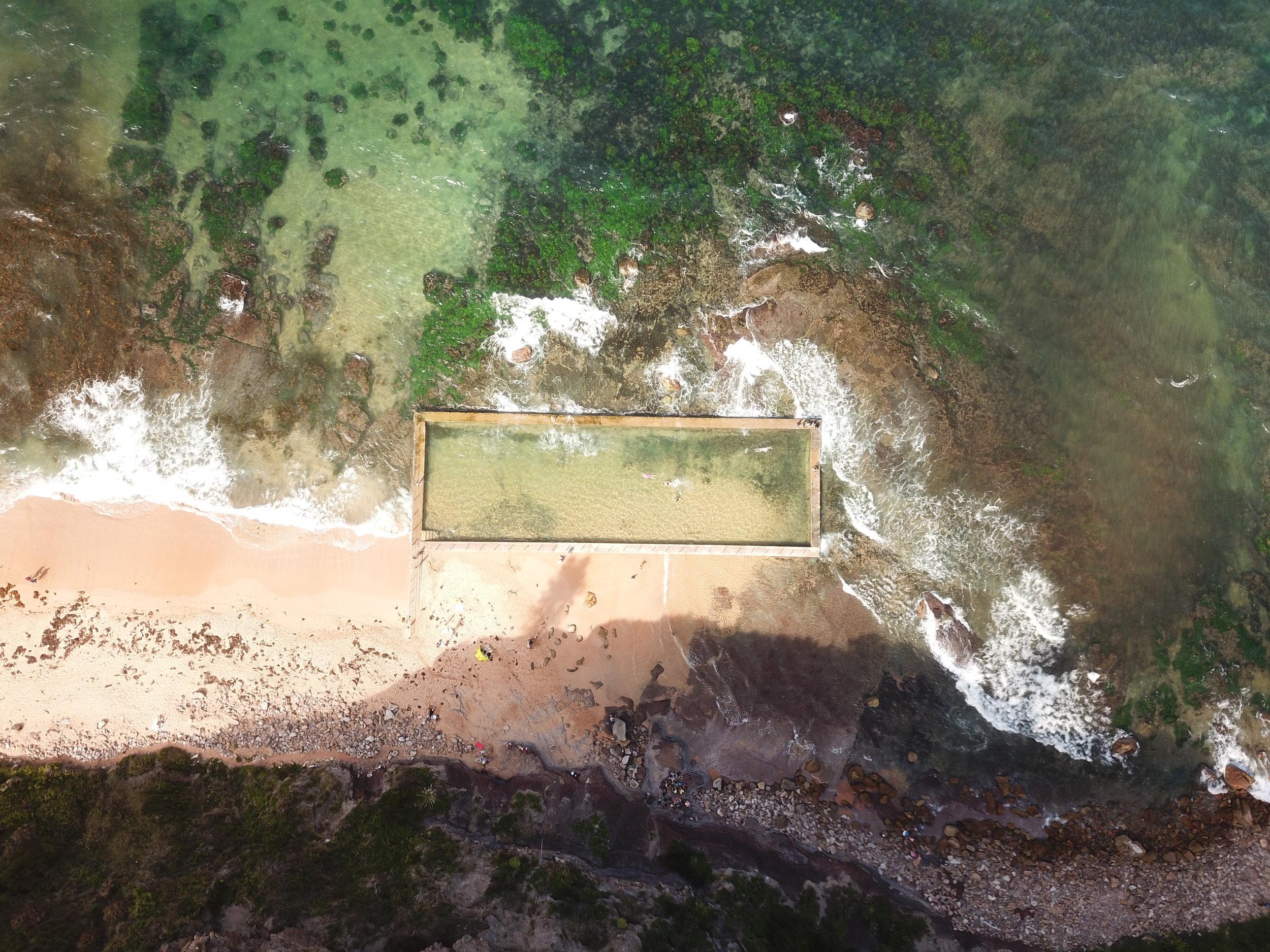 newport - newport ocean pool, nsw