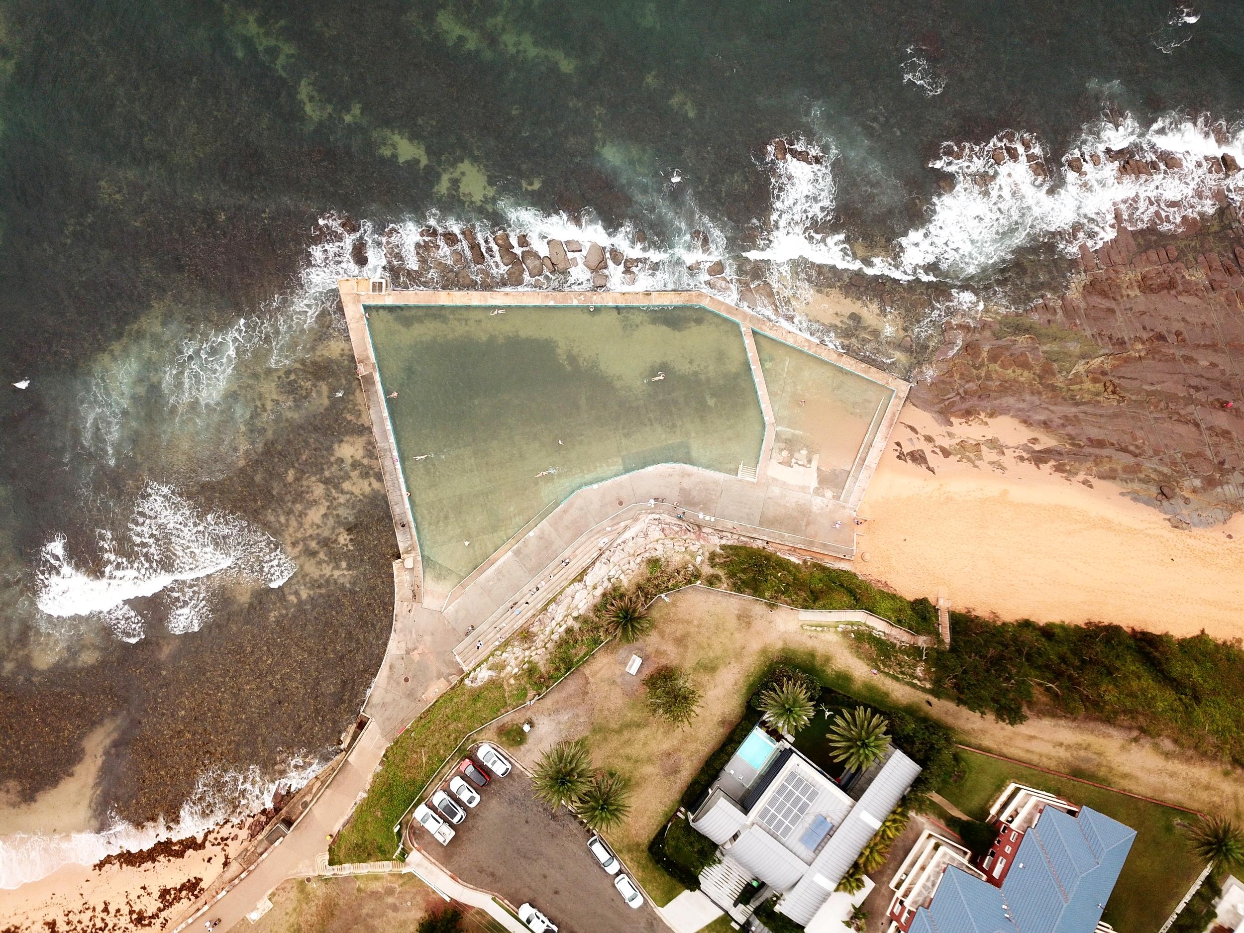 Collaroy - collaroy ocean pool, nsw