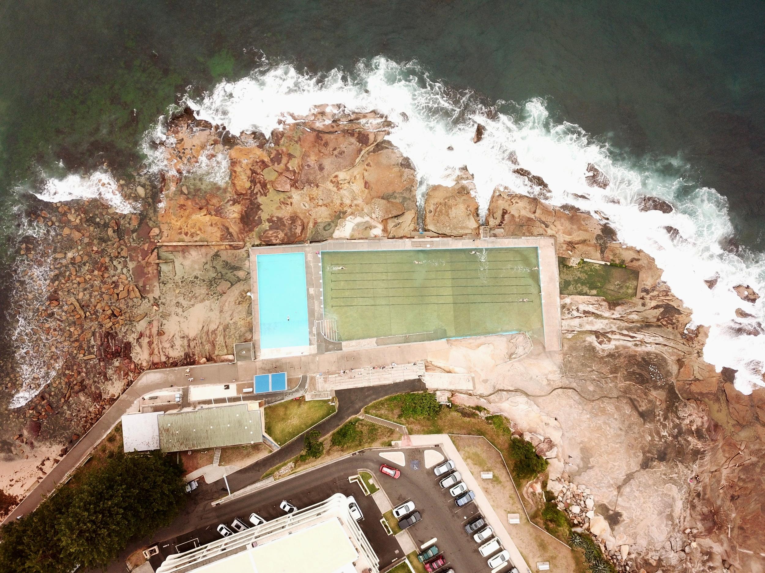 dee why - dee why ocean pool, nsw