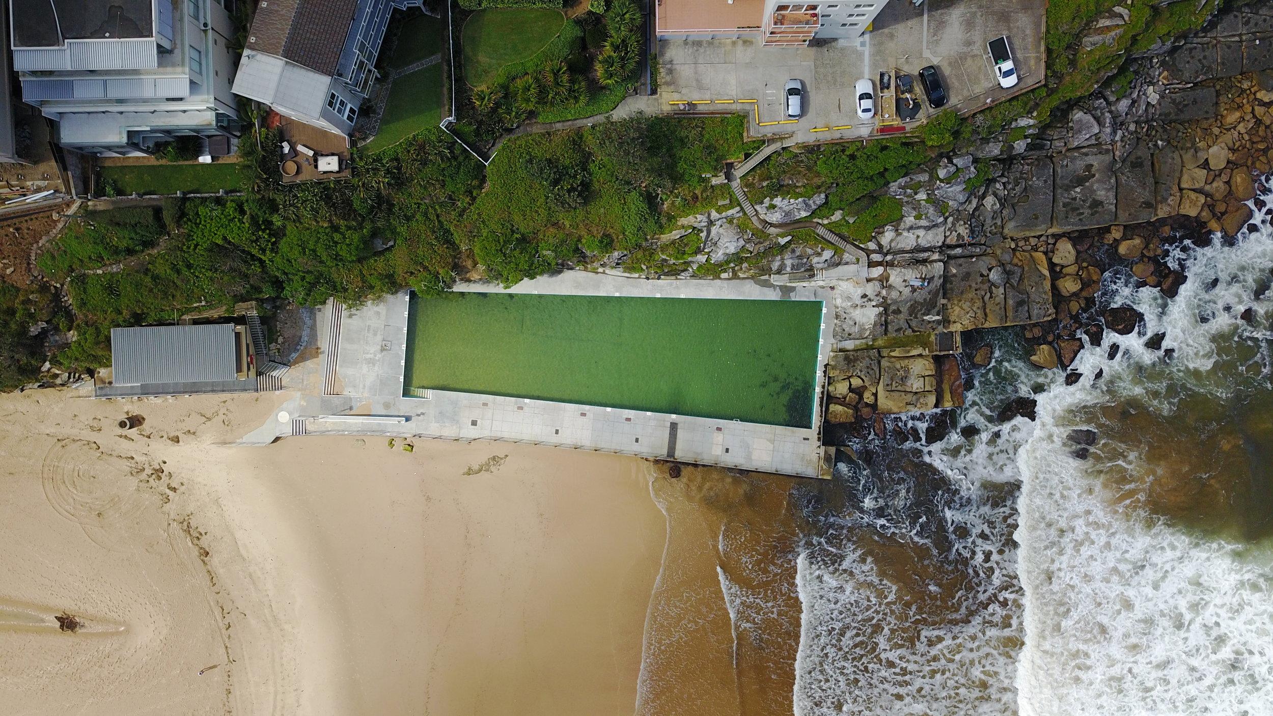 queenscliff - queenscliff ocean pool, nsw