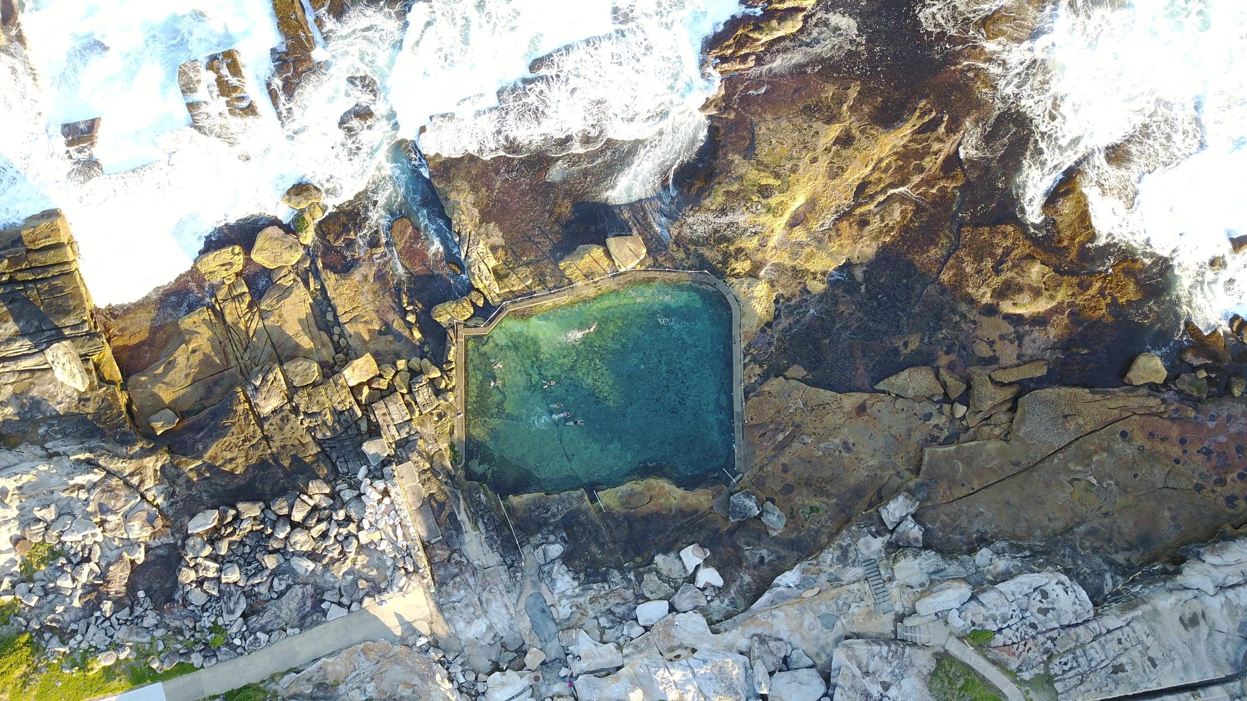mahon - mahon ocean pool, maroubra nsw