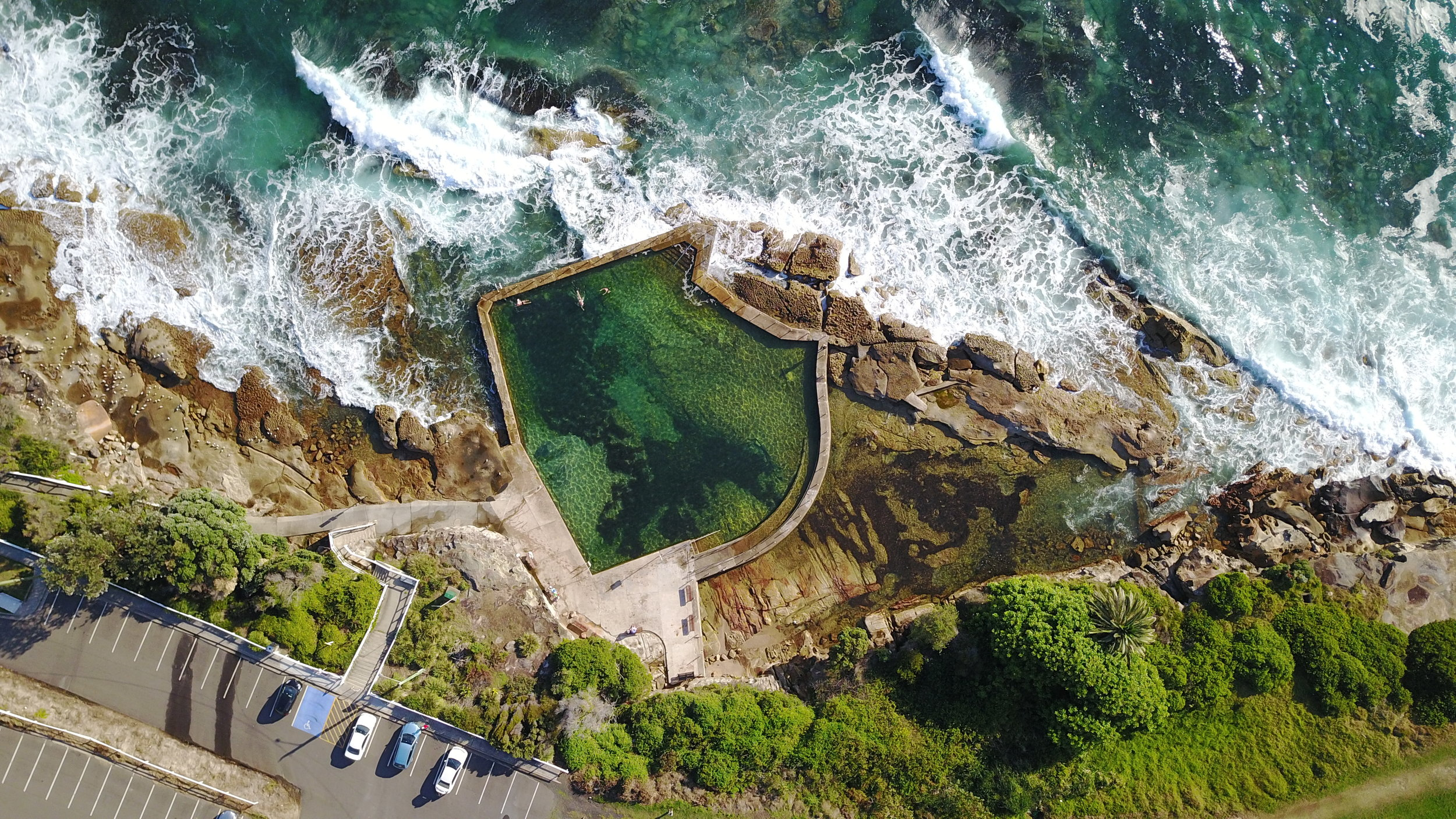 malabar - malabar ocean pool, nsw