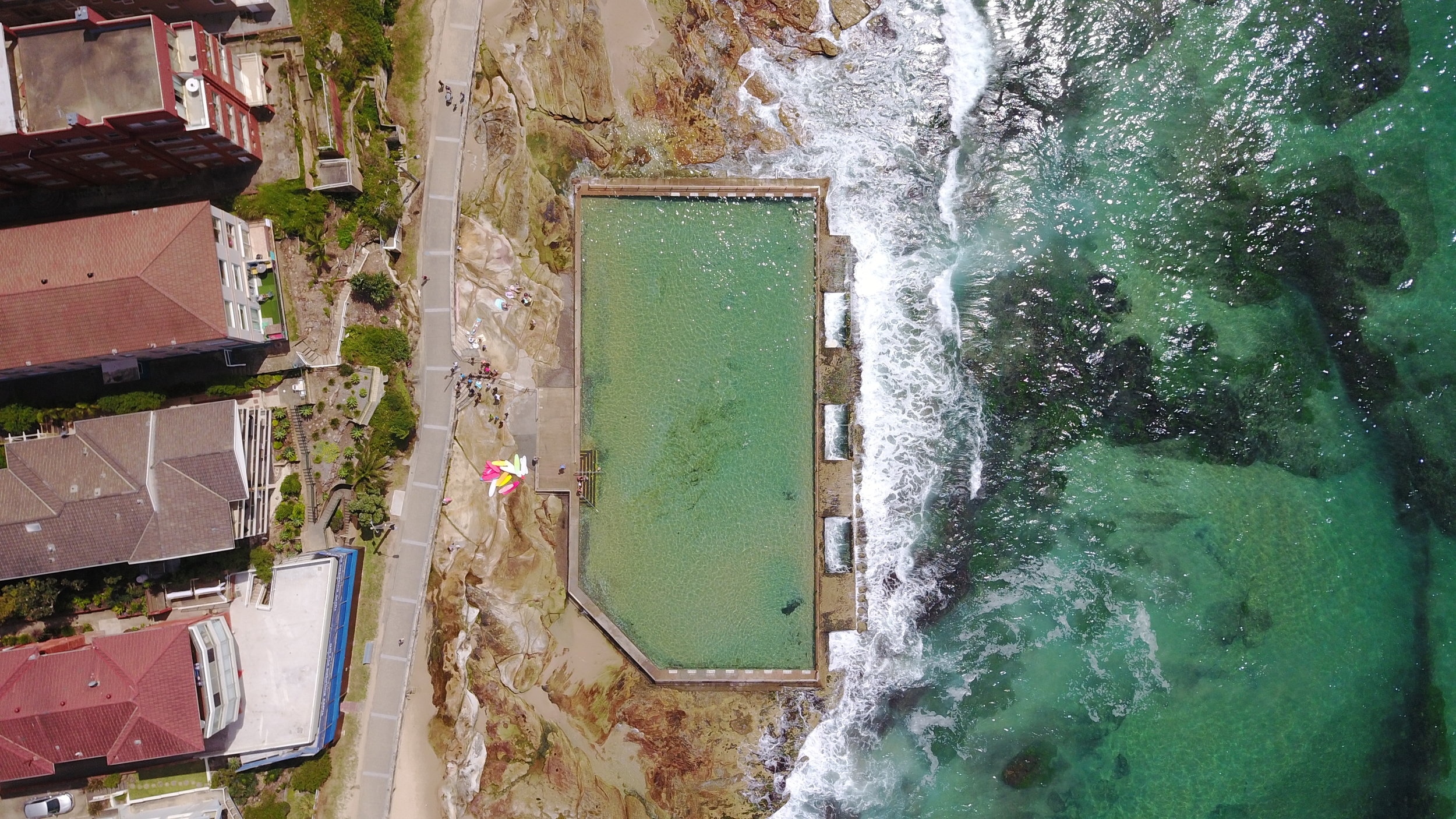 south cronulla - south cronulla ocean pool, nsw