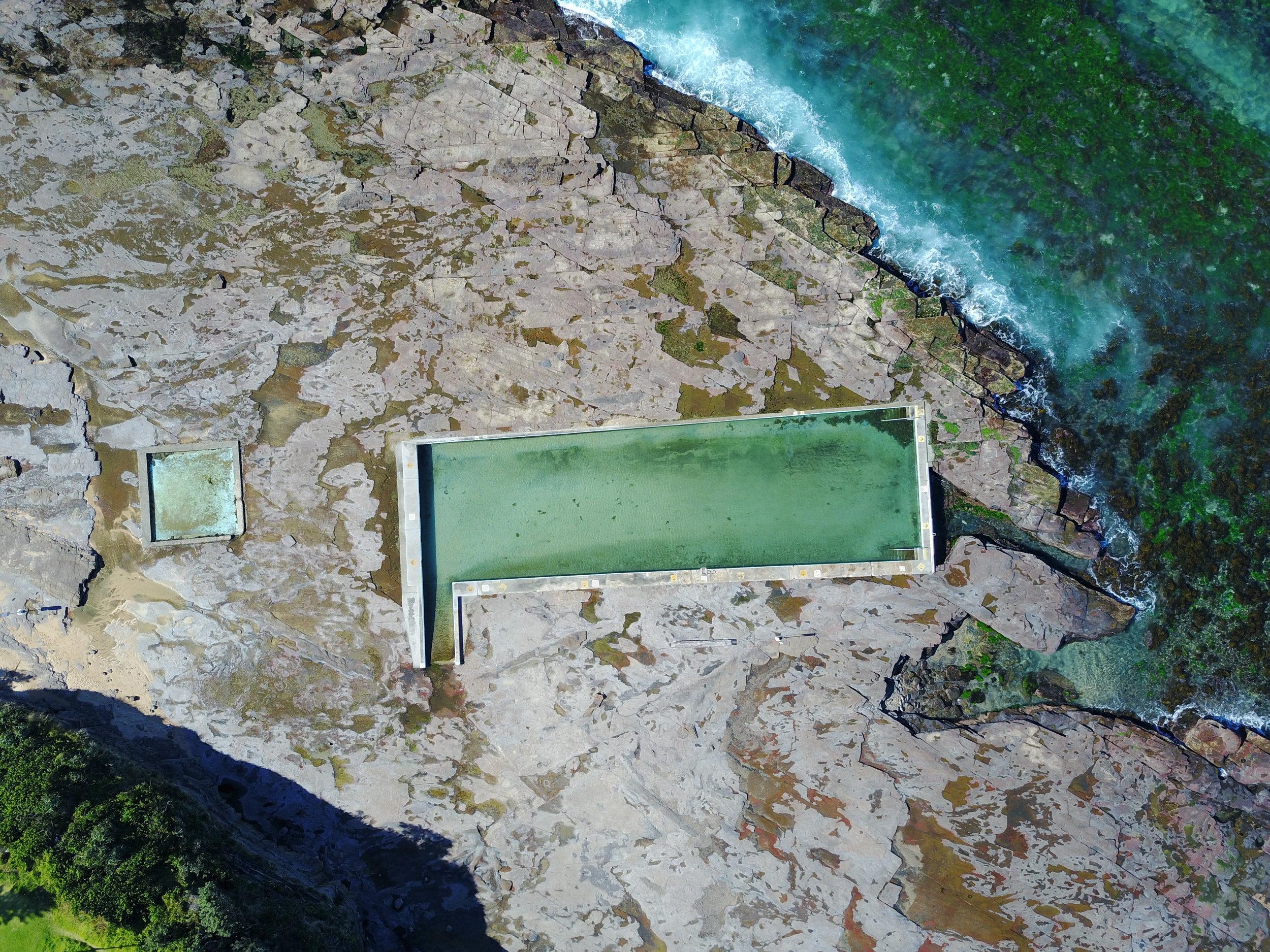 coledale - coledale ocean pool, nsw