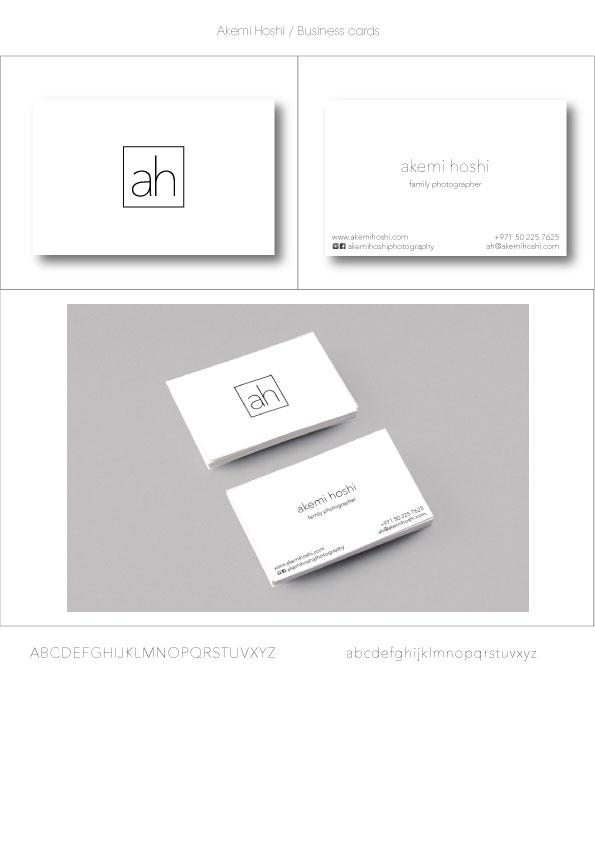Portfolio | Akemi Hoshi | MNFL-Design