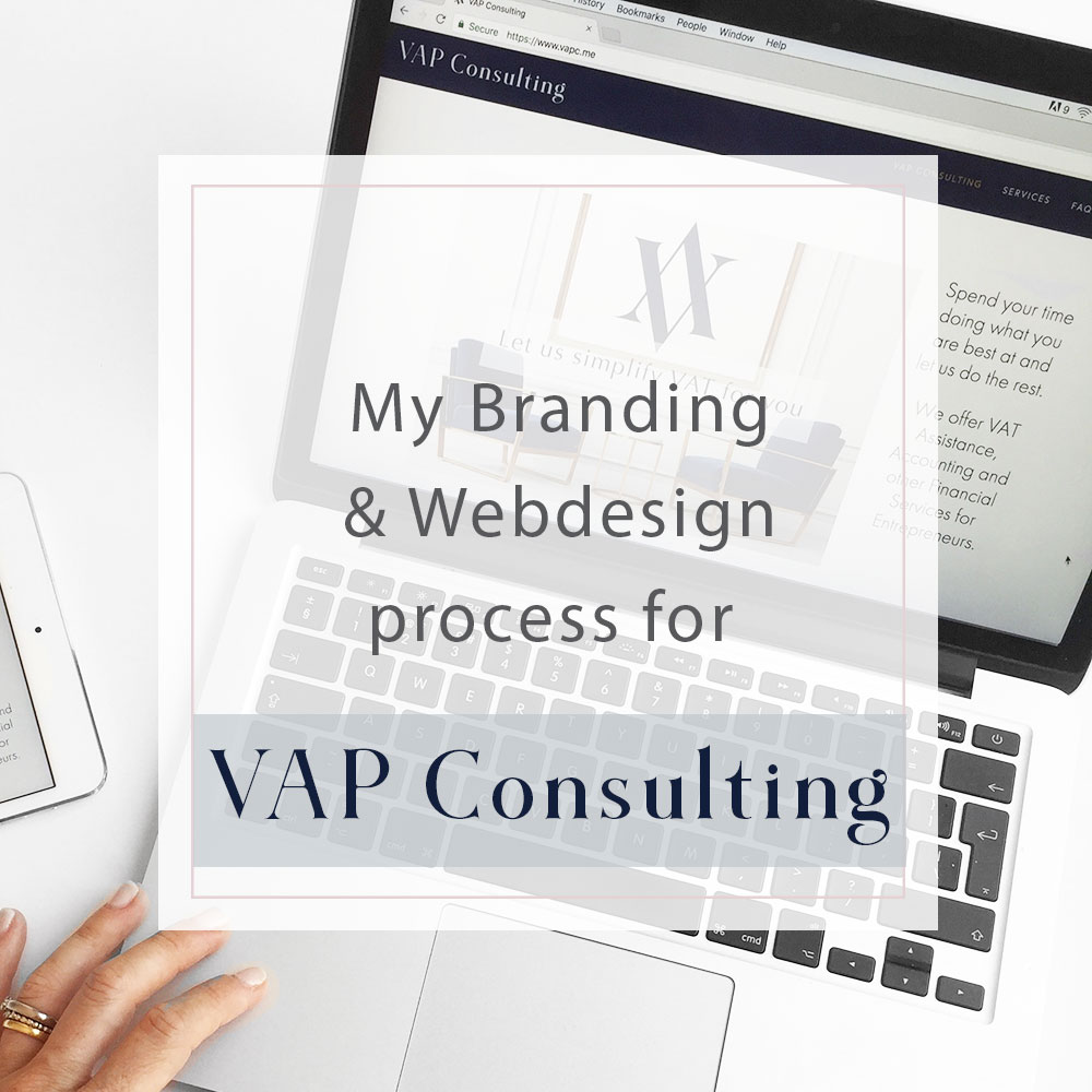 My branding and website design process | MNFL Design