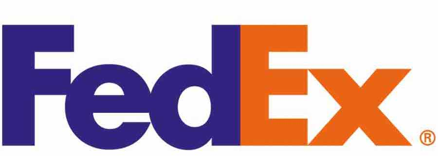 The FedEx logo is probably one of the most famous ones and has won lots of design awards. It contains the arrow between the E and the X using negative space.
