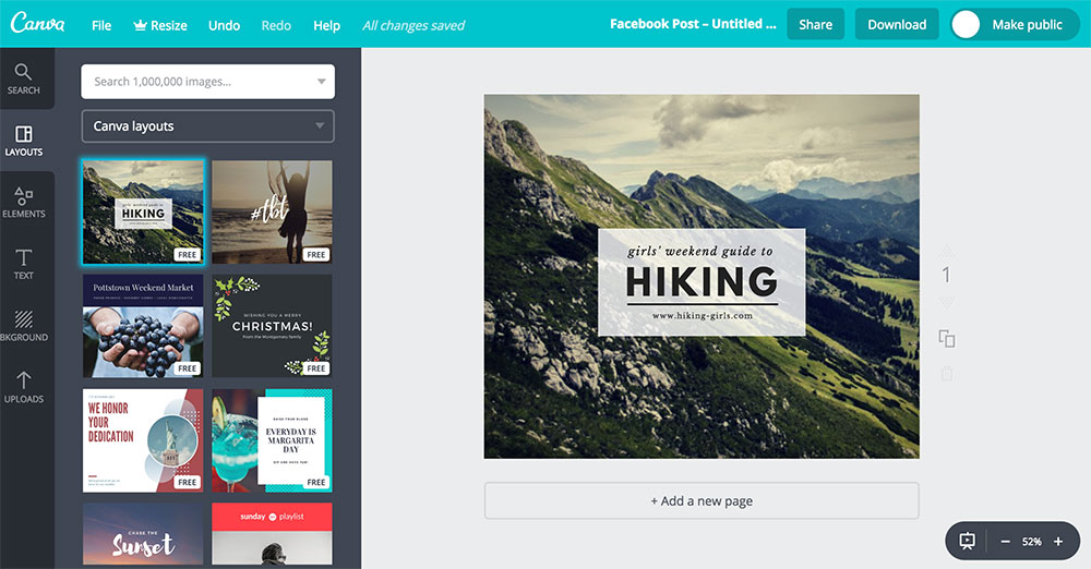 How to use Canva | MNFL Design