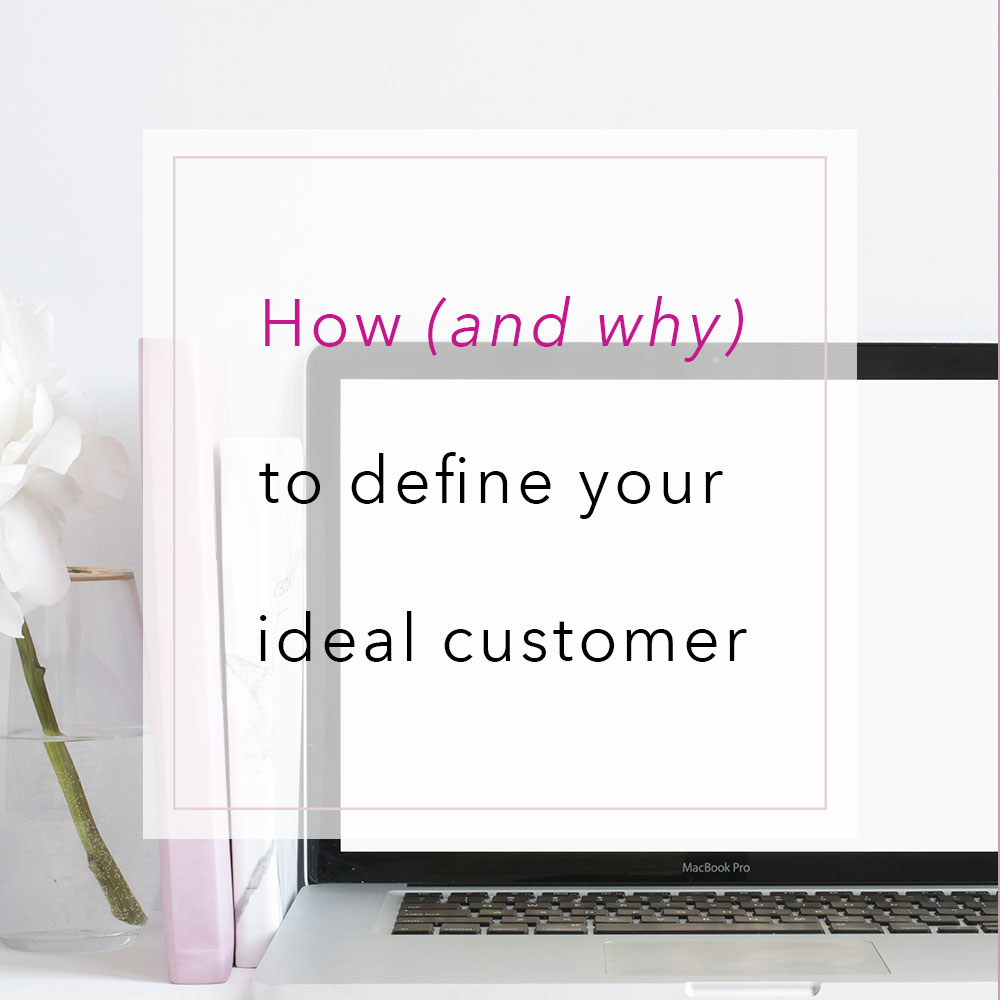 How to define your ideal customer | MNFL Design