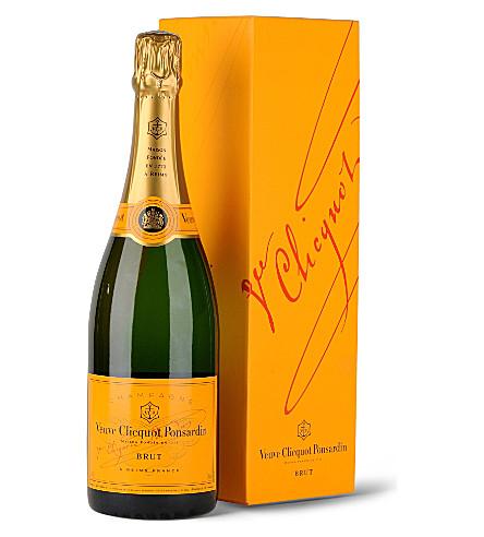 Orange of Veuve Clicquot | MNFL Design
