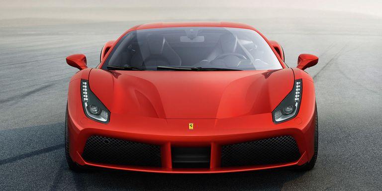 Red Ferrari | MNFL Design