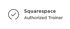 Squarespace authorized trainer | MNFL Design