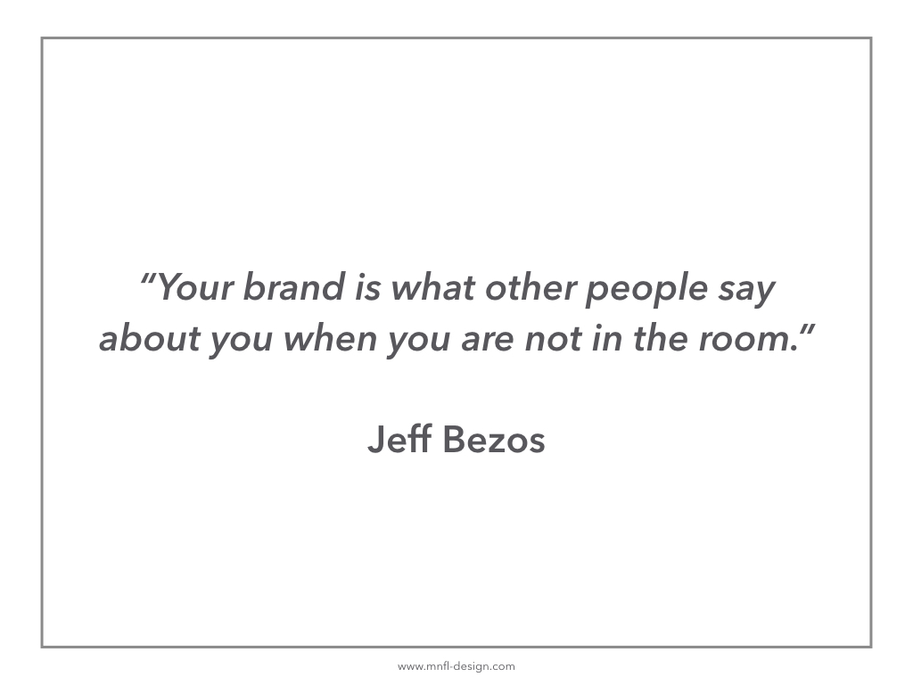 Branding Jeff Bezos | MNFL Design