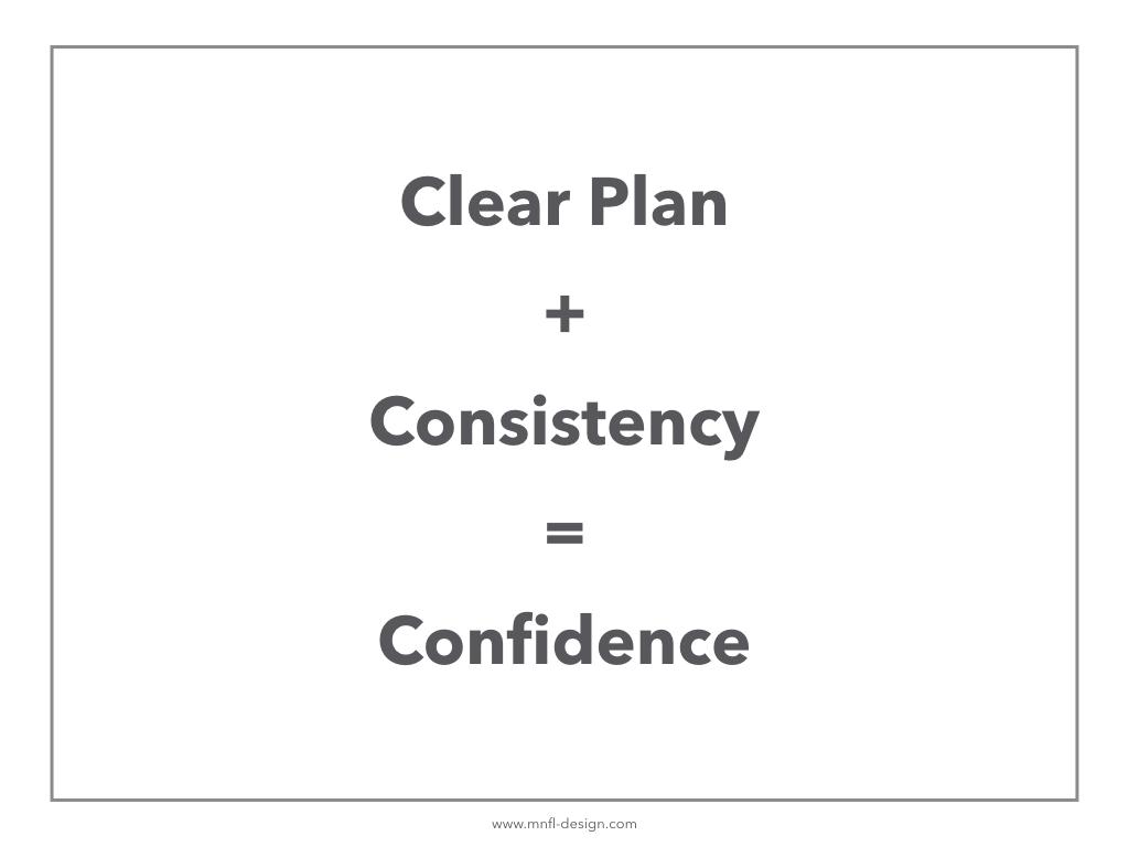 Confidence | MNFL Design