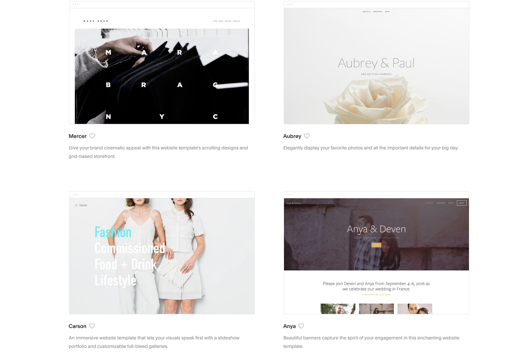 3 reason why I love squarespace | MNFL design