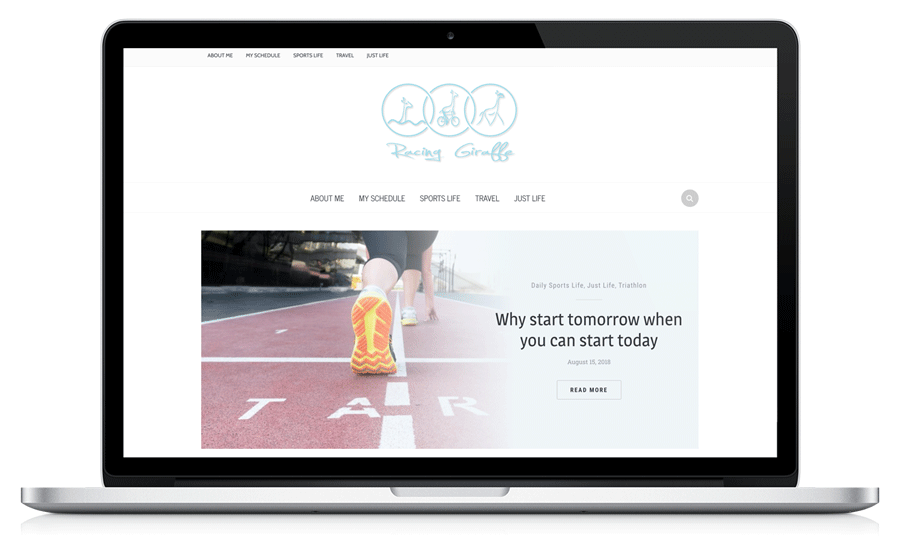 Blog Design | Emilia Ohrtmann