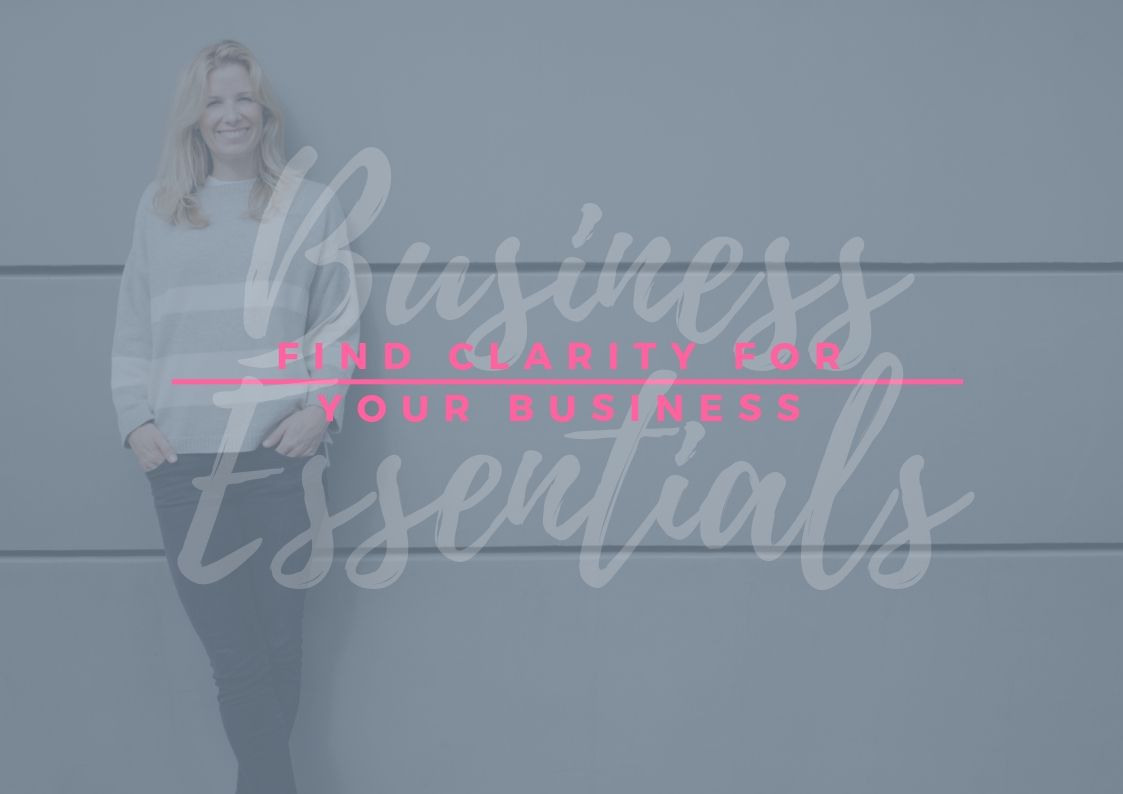 BUSINESS ESSENTIALS | Mission Statement | Visions Statement | Clarity course | Emilia Ohrtmann