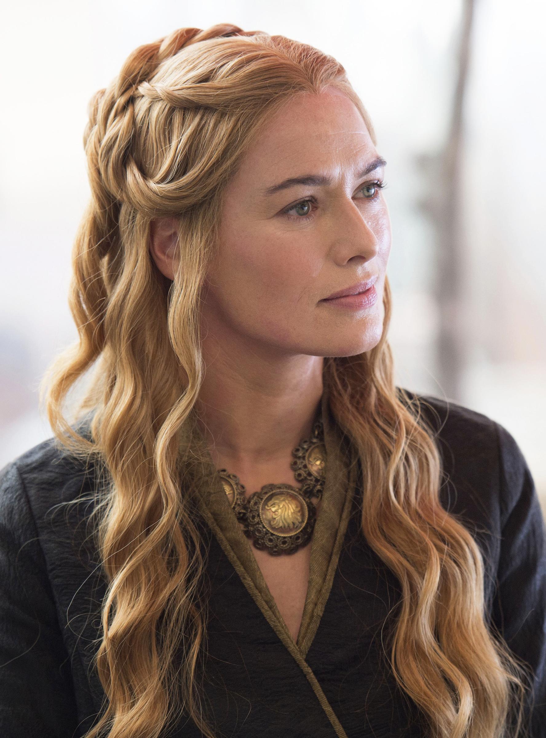 Cersey Lannister, HBO Courtesy