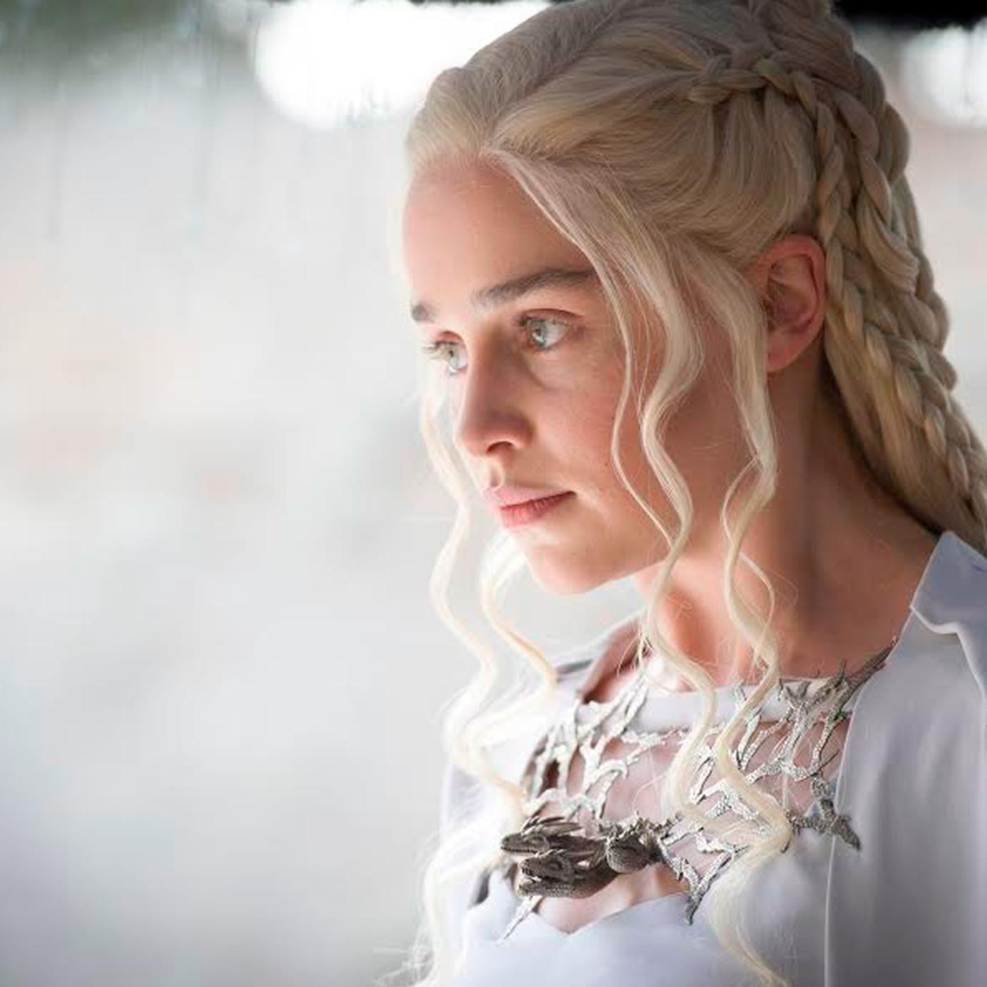 Daenerys Targaryen, HBO Courtesy