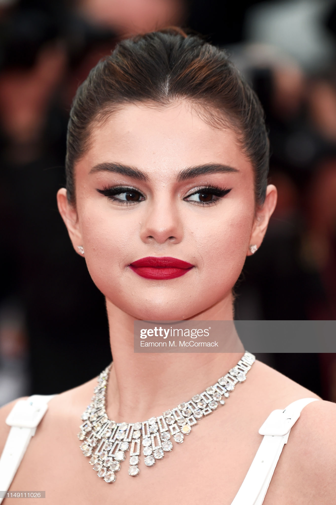 "CANNES, FRANCE - MAY 14:  Selena Gomez attends the opening ceremony and screening of ""The Dead Don't Die"" during the 72nd annual Cannes Film Festival on May 14, 2019 in Cannes, France. (Photo by Eamonn M. McCormack/Getty Images)"