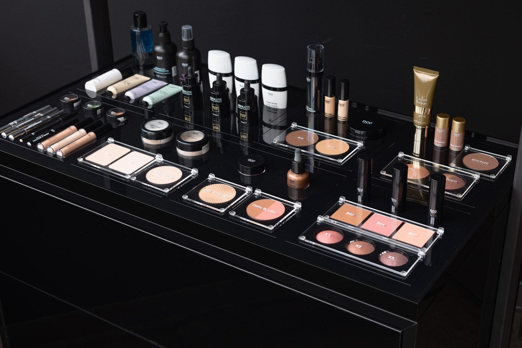 Espositore Make-Up