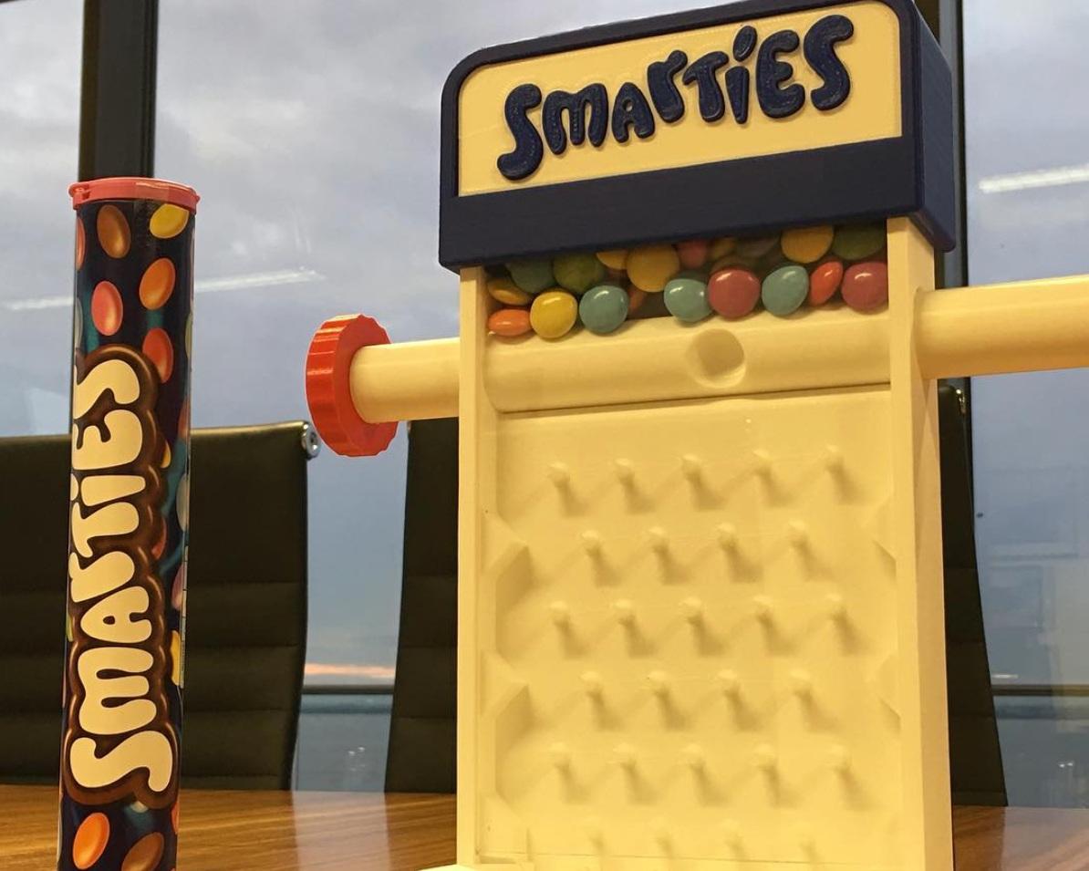 custom nestle smarties game