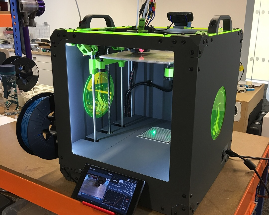 Bespoke 3D Printer - £2,800 Total