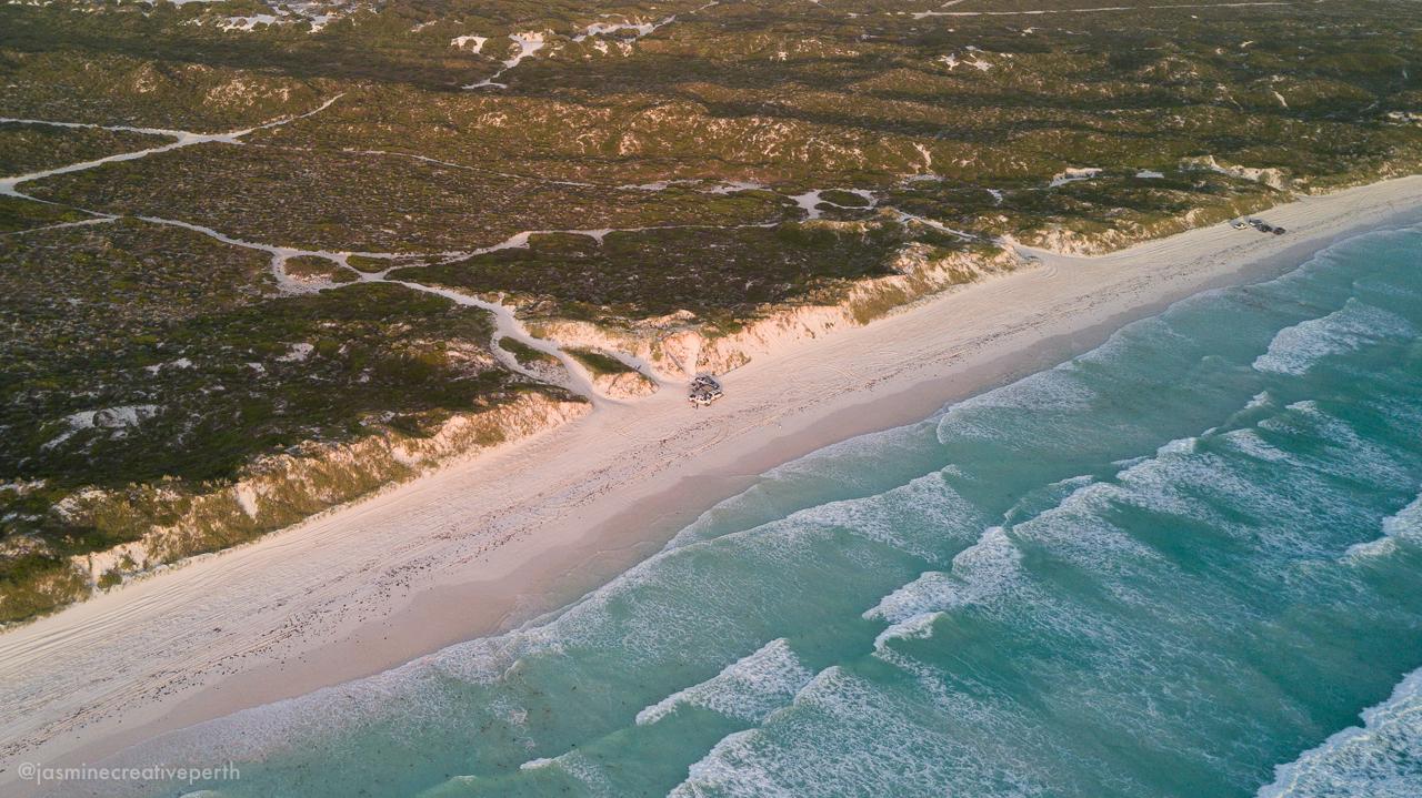 wedge island beach ocean aerial landscape photography jasmine creative body perth (1 of 2).jpg