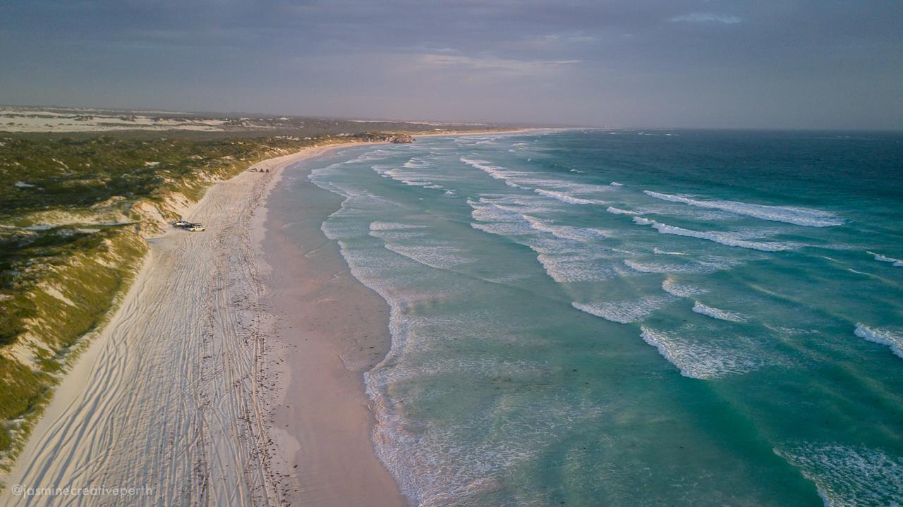 wedge island beach ocean aerial landscape photography jasmine creative body perth (1 of 4).jpg