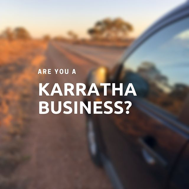 Karratha, I'm coming for you! I'll be chatting, shooting and creating for some local K-town businesses over the next few days so If you want to catch up for a chat to see how you biz can benefit from some branding and photography send me a message! 📱💙