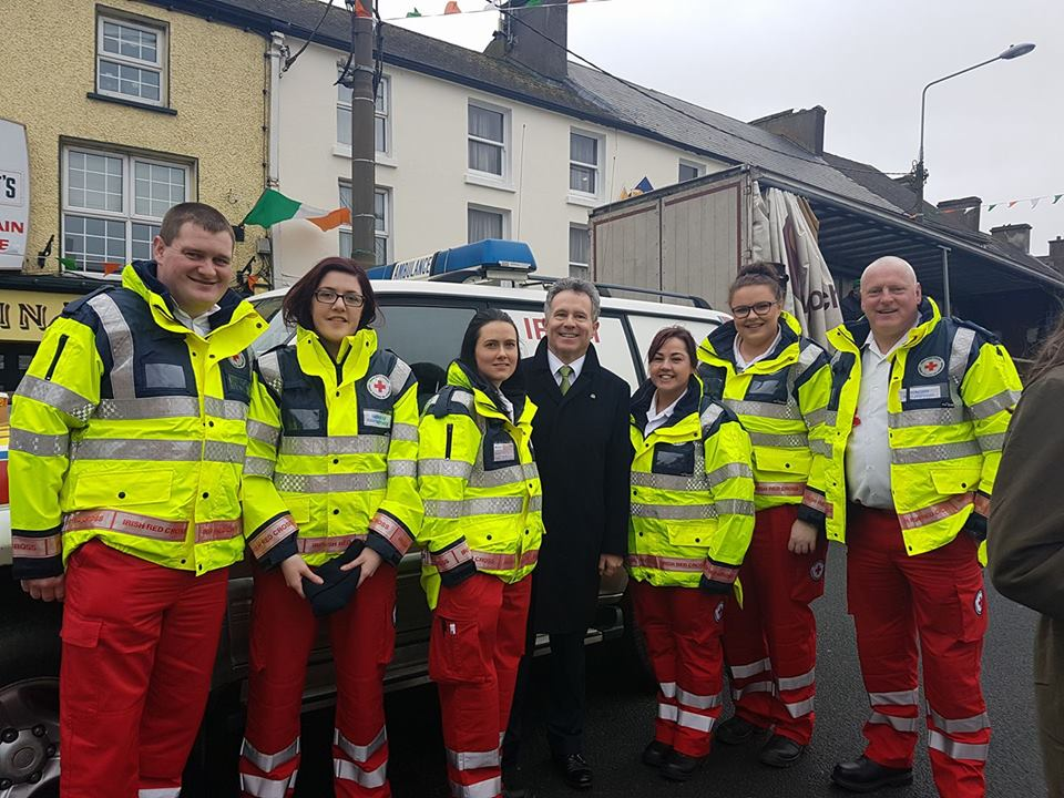 - Most of our work is providing services to local events and large festivals throughout the country. Our volunteers are trained to respond to emergencies, treating the injured and saving lives.