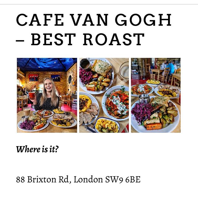We are as pleased as punch to be included in this list of go-to #veganrestaurants in #london . Big thanks to our friend and supporter @thelittlelondonvegan 🌻❤️😍🌈🌱🥑🥬🌽