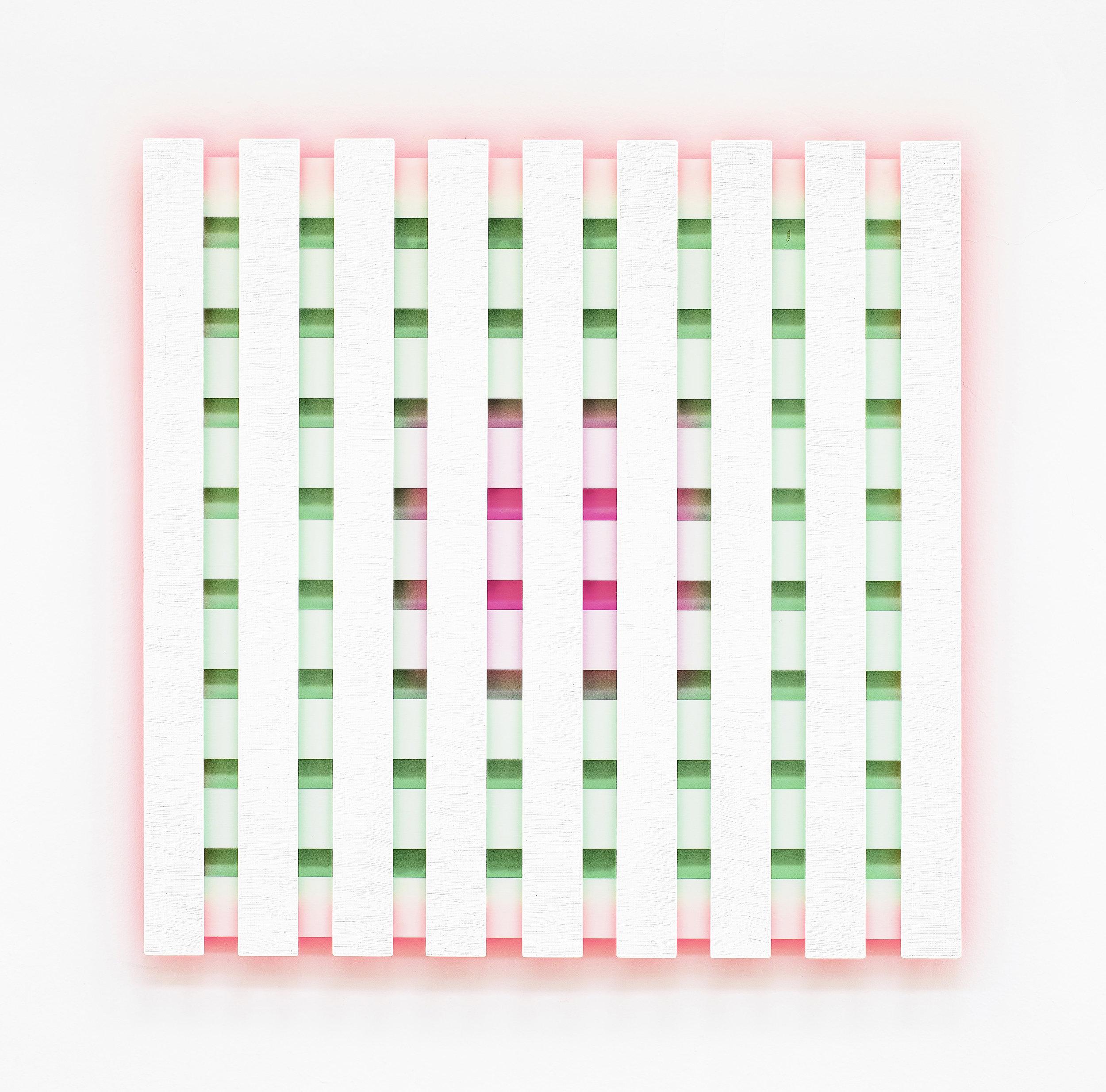 1i akril, les, 121 x 121 cm, 2008.jpg
