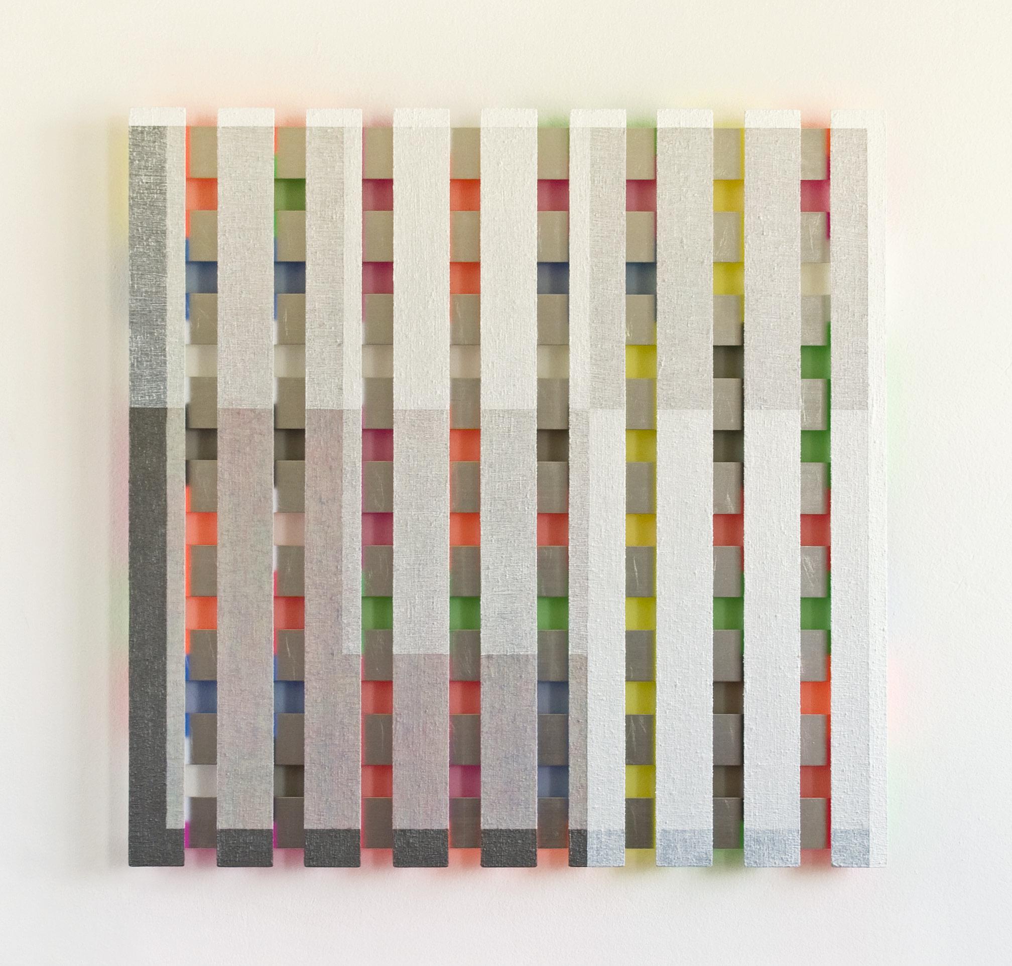 2e akril, les, 121 x 121 cm, 2009.jpg