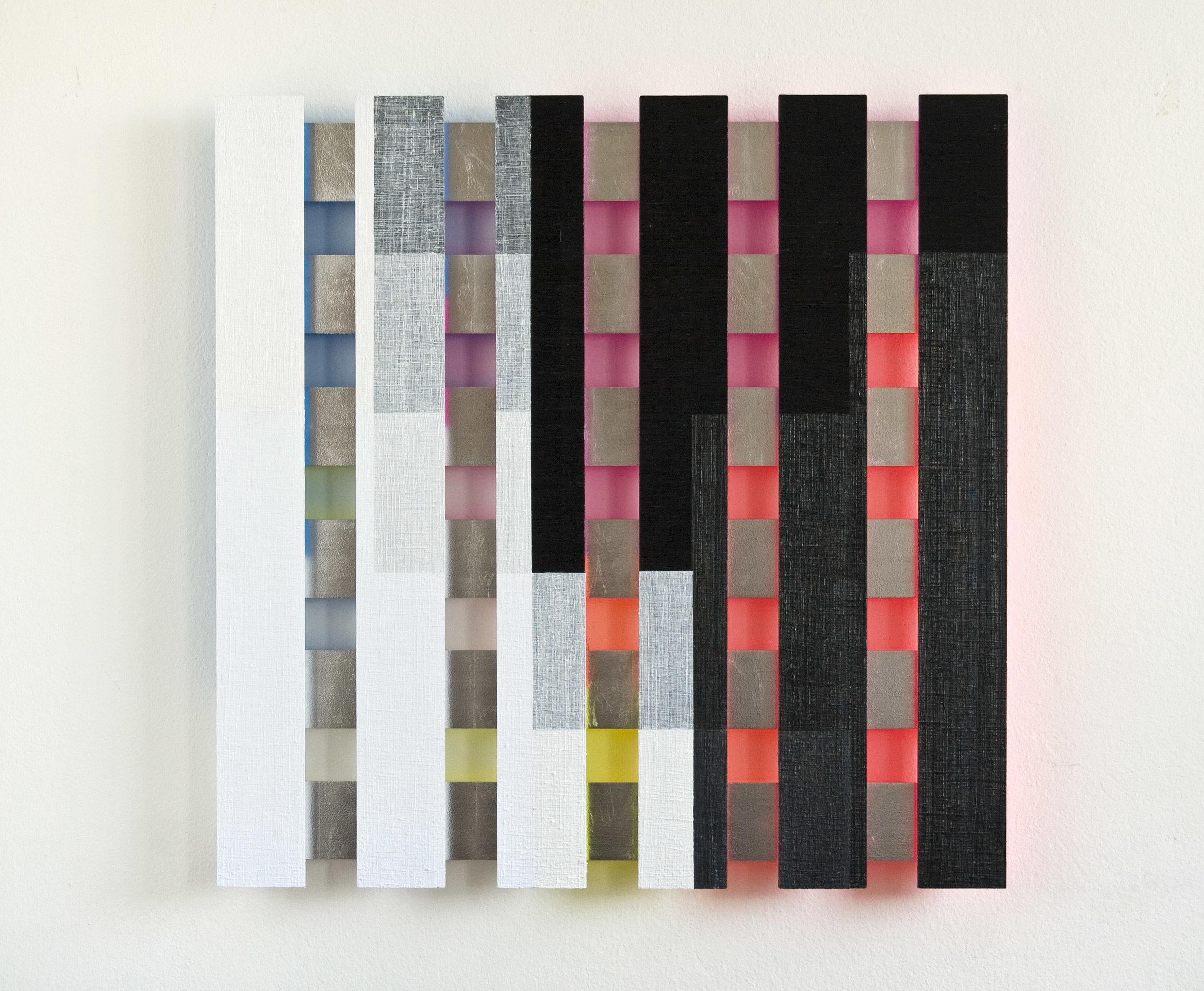 2p akril, les, 79 x 79 cm, 2009.jpg