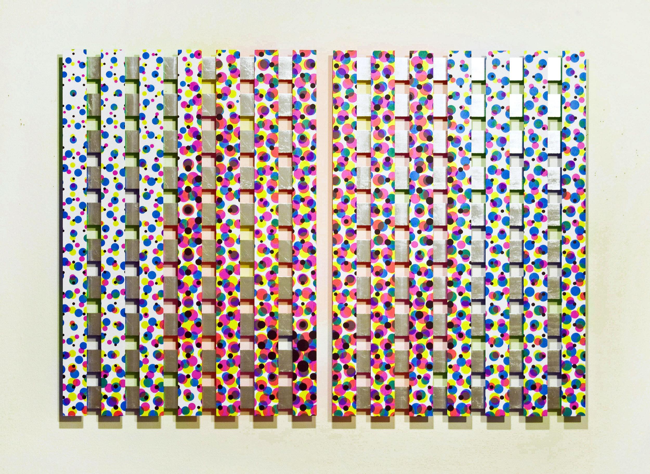 akril, les, 139 x 197 cm, 2011