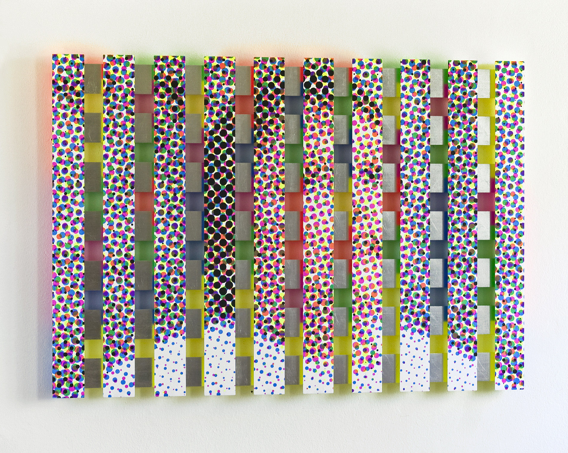akril, les, 96 x 135 cm, 2011