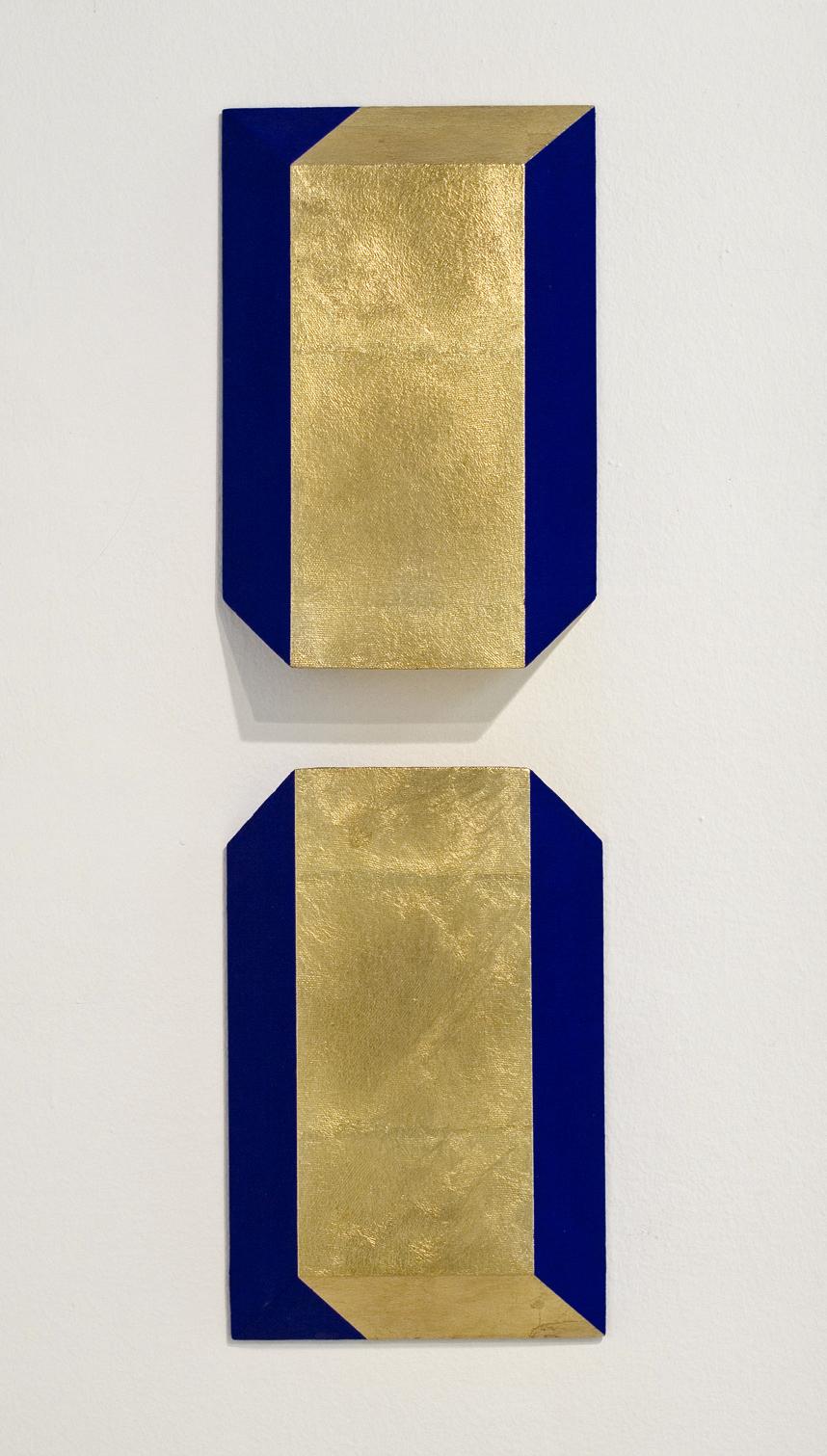medenina, les, dvakrat 40 x 25 cm, 2000
