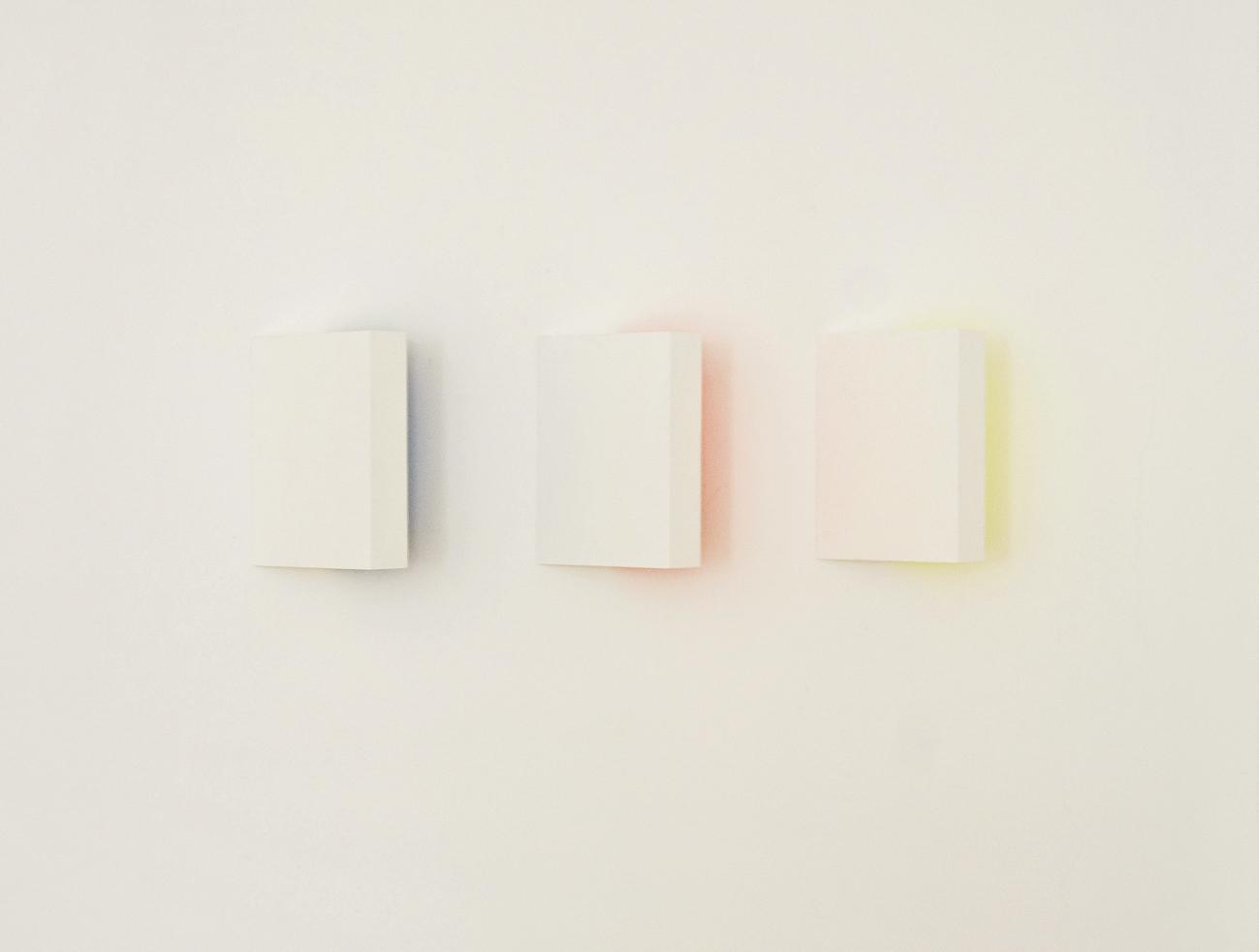 akril, les, 40 x 125 cm, 2003