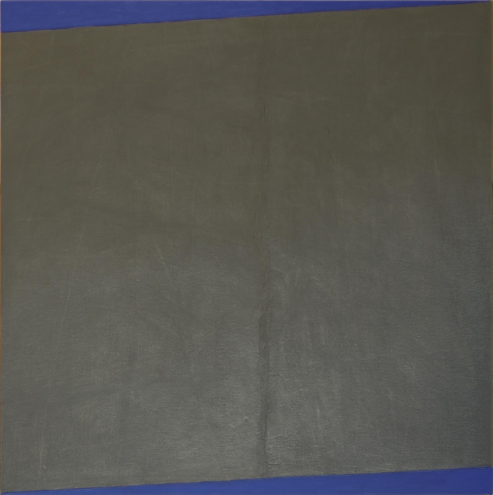 grafit, akril, les, 100 x  100 cm, 1998