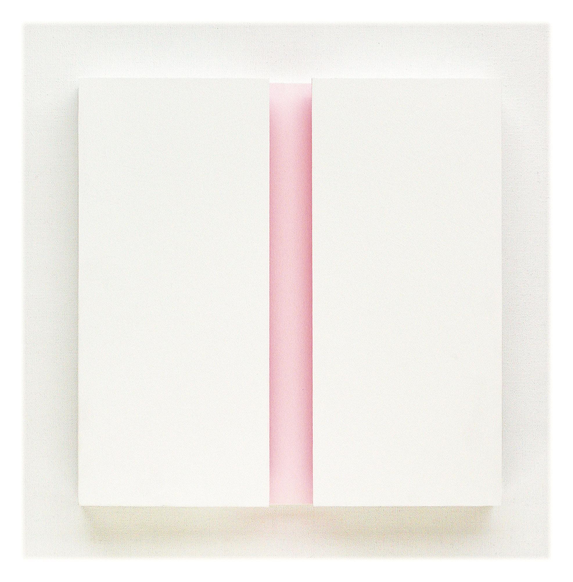 akril, les, 40 x 40 cm, 2002