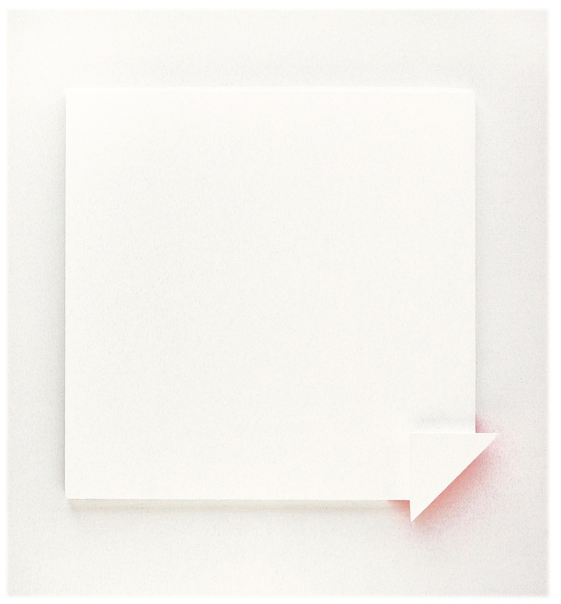 akril les, 53 x 53 cm, 2003