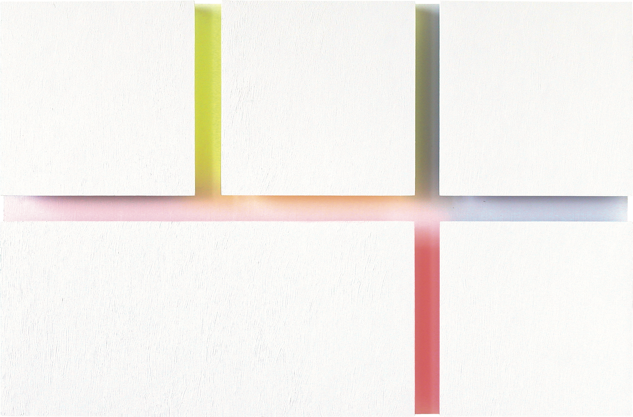 akril, les, 50 x75 cm, 2003