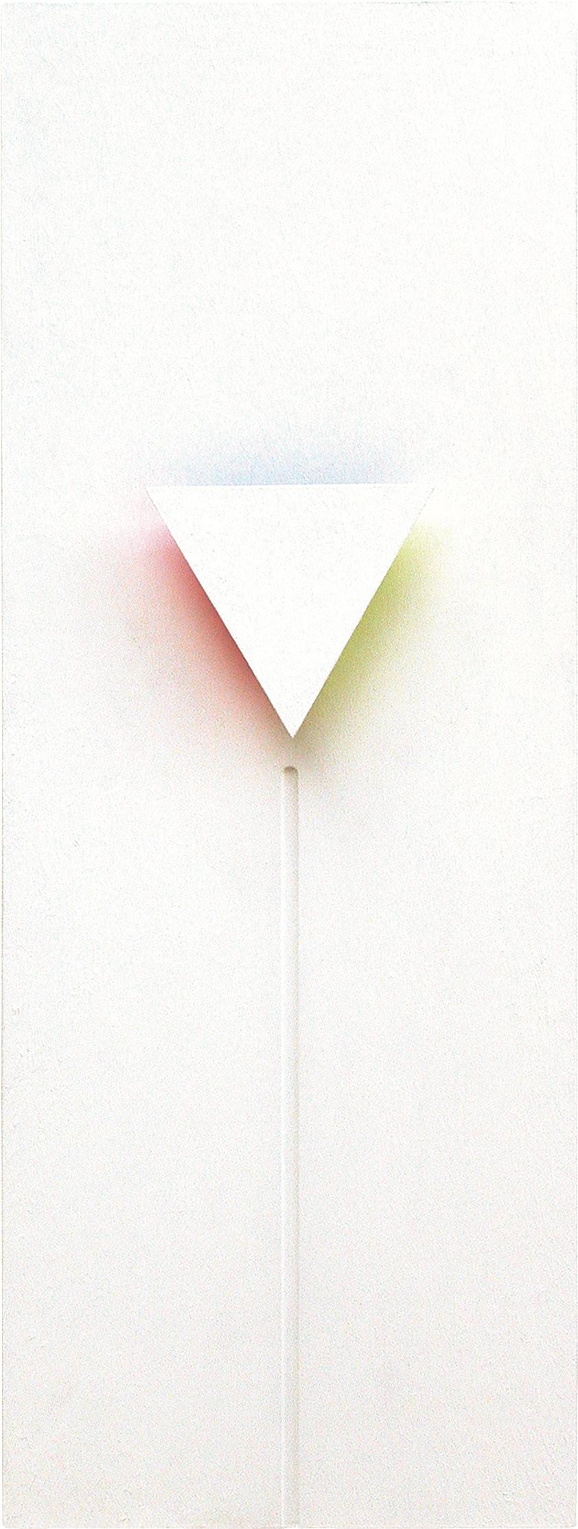 akril, les, 30 x 810 cm, 2003