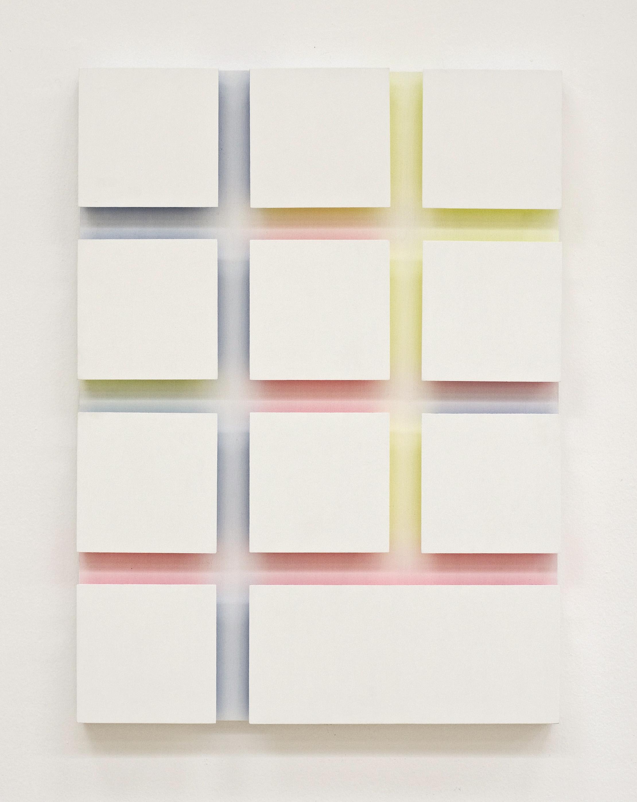 akril, les, 100 x 75cm, 2005