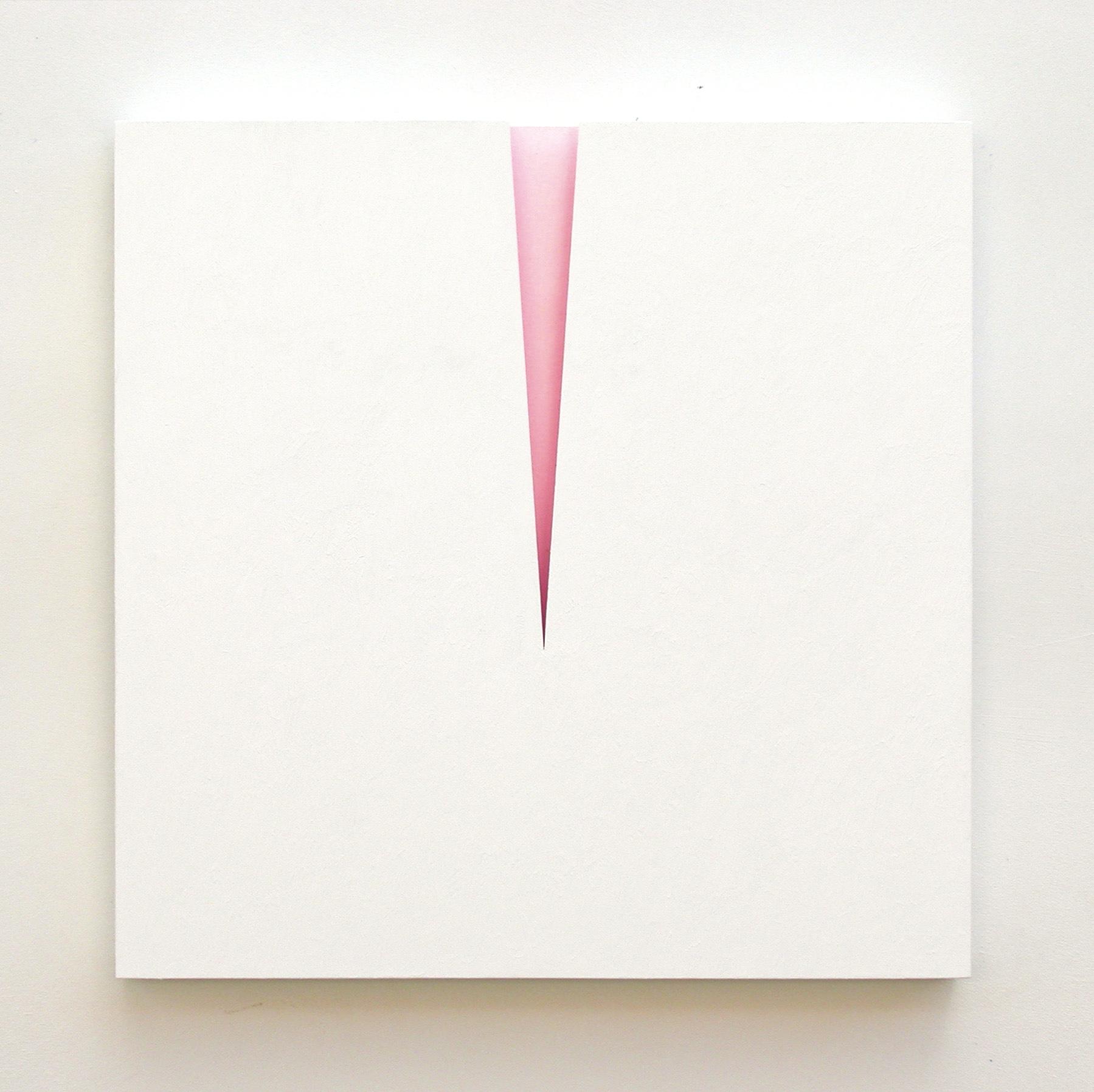 akril, les, 50 x 50 cm, 2005
