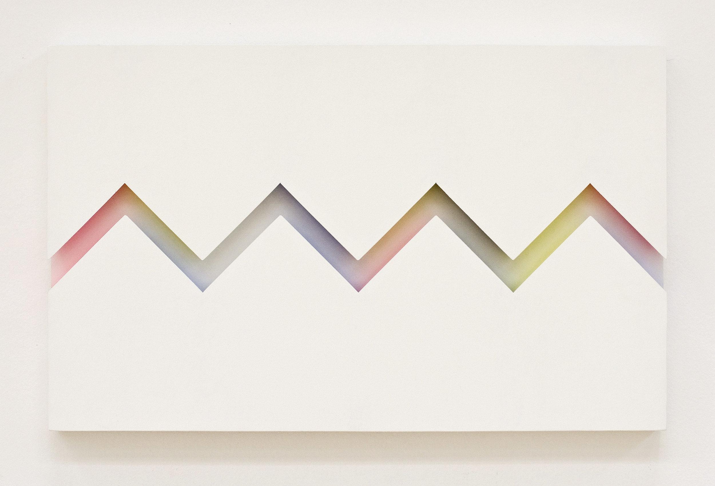 akril, les, 50 x 80 cm, 2005