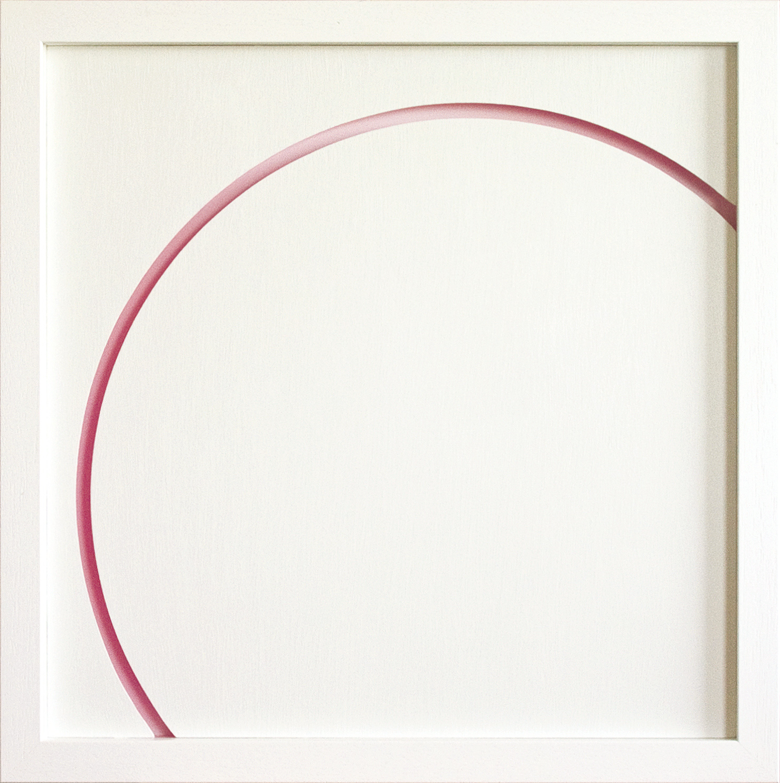 akril, les, 60 x 60 cm, 2004