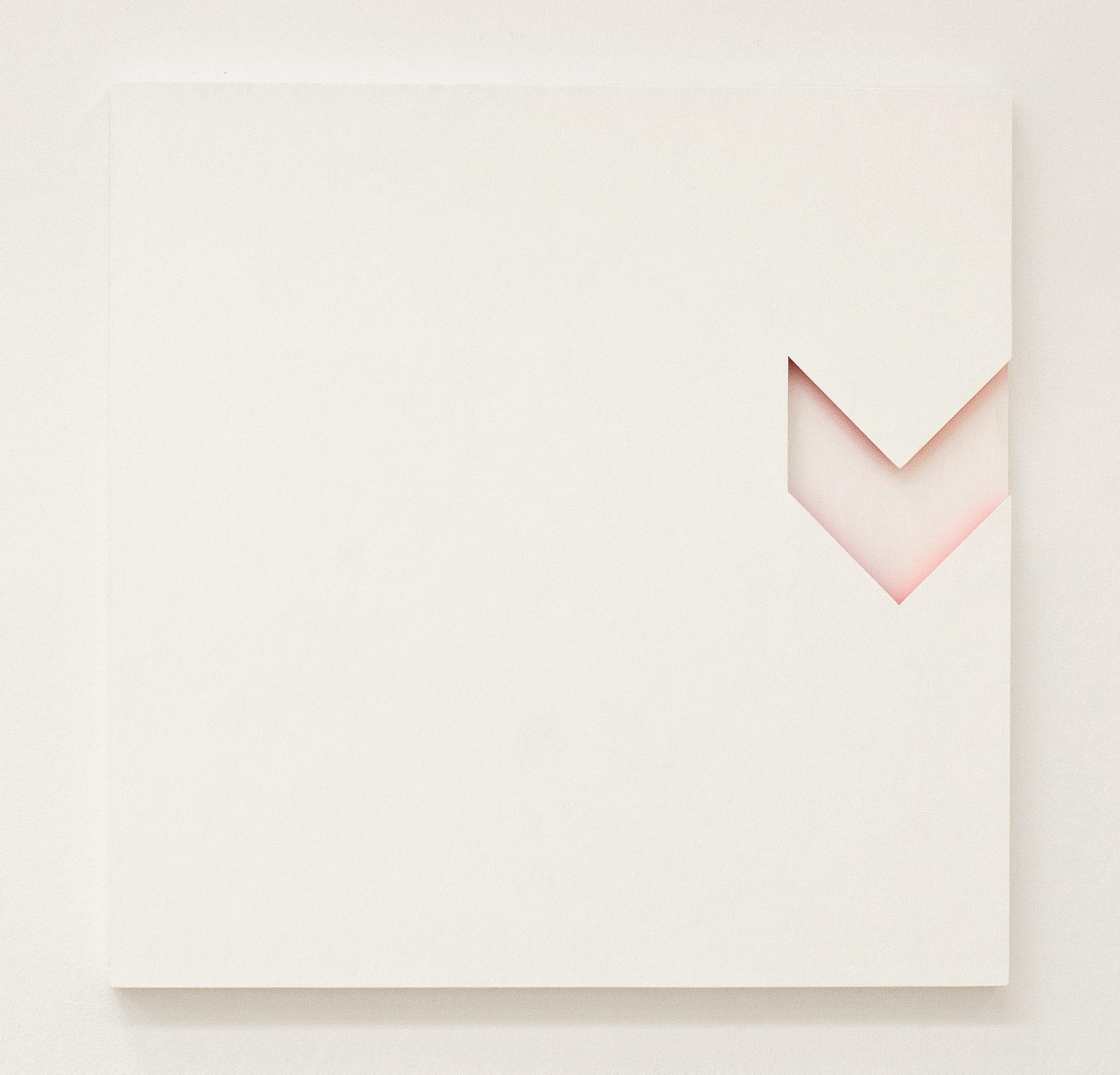 akril, les, 80 x 80 cm, 2005